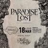 PARADISE LOST (UK)   18.05.17   Мск(Yotaspace)