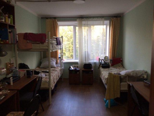 Студенческие общаги в Москве: взгляд изнутри