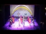 туркменский национальный танец
