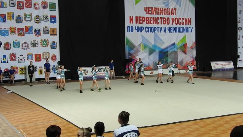 Выступление Деток в Москве