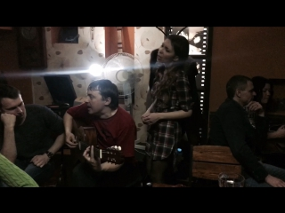 """""""Забывая.."""" (Андрей Рыбаков, Мария Калинкина, март 2017)"""