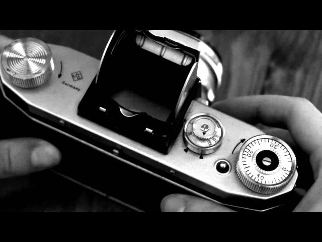 Vintage Cameras - Praktica FX 2 (1956)