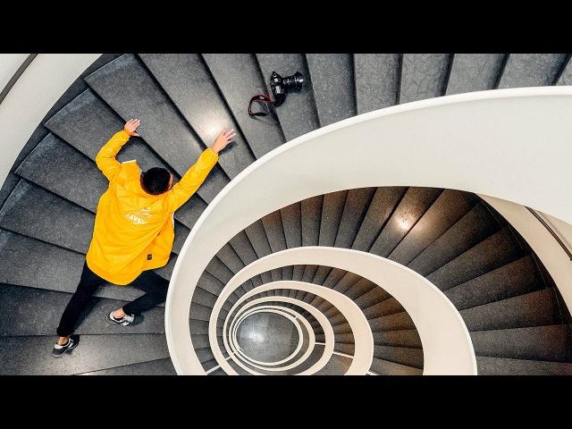 Давай снимать в Стокгольме? Метро, трамваи и винтовые лестницы!