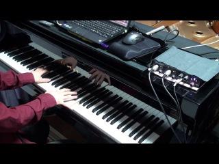 Angel Beats! / ED Brave Song / Arrange / (未編集)uncut / Piano:TAM(TAMUSIC)