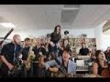 Mother Falcon NPR Music Tiny Desk Concert