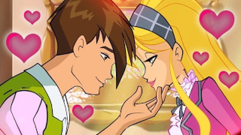 Винкс Клуб – ТОП 10 Романтических Моментов (все сезоны) | День всех влюблённых Святого Валентина