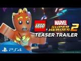 Lego Marvel Super Heroes 2 | Teaser Trailer | PS4
