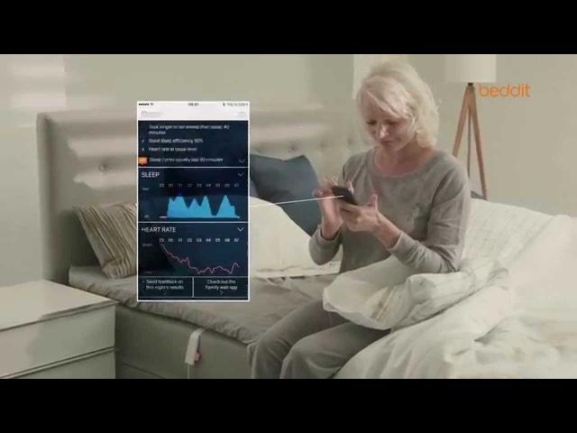 Beddit Sleep Tracker 2015