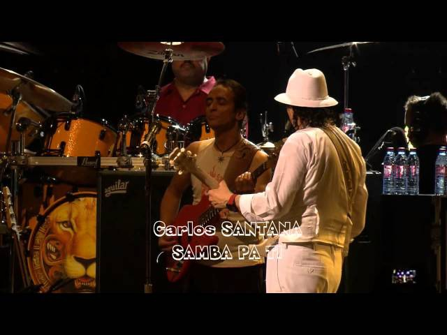 Europa Samba Pa Ti - Santana - Live at Montreux
