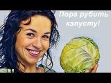 Пора рубить капусту | Slow Motion