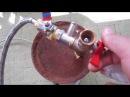 Как сделать мощный парогенератор из хлама
