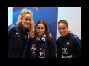 Equipe de France Féminine : l'arrivée des Bleues à Clairefontaine !