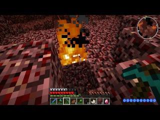 выживание майнкрафт 12 серия (портал в ад)