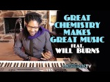 GREAT CHEMISTRY GREAT MUSIC - FEAT. WILL BURNS JERMAINE MORGAN TV SN 3 EP.6