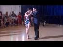 145 Mariela Sametband Guillermo El Peque Barrionuevo dancing Torrente at Helatango 2016