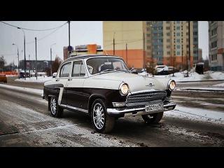 КРУТОЙ ТЮНИНГ Волга ГАЗ 21 385 л.с. Обзор от Лиса Рулит.
