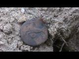 Коп в окрестностях Кёнигсберга. Поиск монет. Поиск старины.