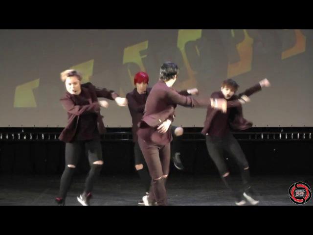 업텐션 (UP10TION) – 하얗게 불태웠어 (White Night)orchestra ver.| Dance cover by Dancing Psycho