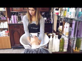 Бразильское выпрямление волос от студии красоты WELLNESS г. Рыбинск