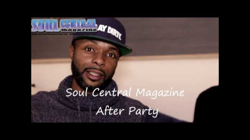 II Face Priceless the P Interview Soul Central Magazine After Party Las vegas Pt5 Neche Bar