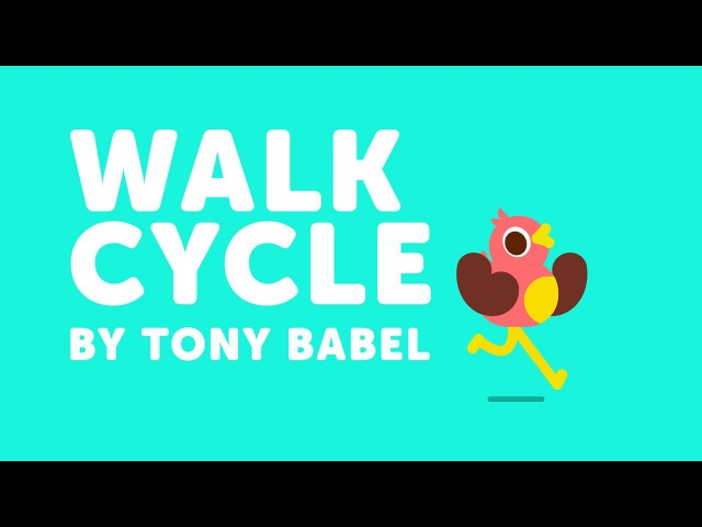 After Effects Walk cycle tutorial