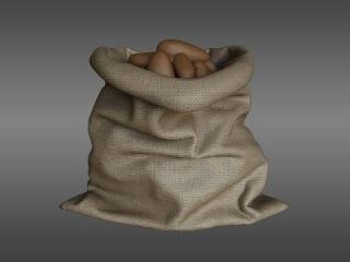 3D Tutorial 165 - Cloth Simulation 2 - Fantasy Props 11