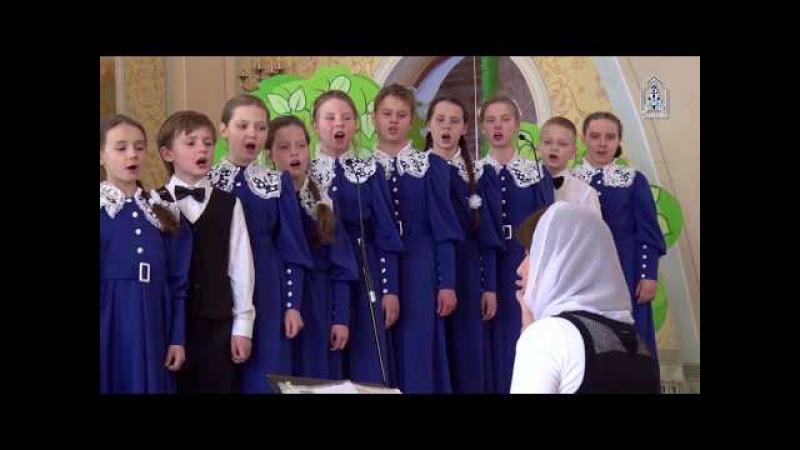 СВЕЧКА, сл. Т. Дашкевич, муз. И. Болдышевой, исп. младший хор Сольбинка