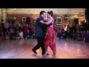 Mariano Chicho Frumboli and Juana Sepulveda, 2-5, Moscow, Planetango, 8.01.2017