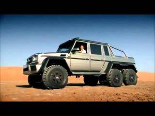Копия видео Gelandewagen 6x6 by Top Gear Richard Hammond