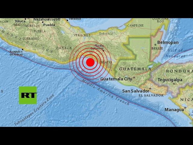 Alerta de tsunami en ocho países de América Latina