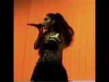 Instagram post by Dangerous Woman Tour  May 9, 2017