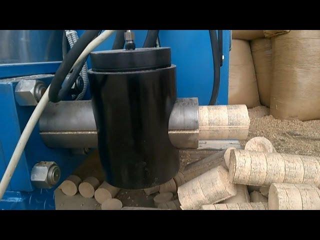 Бизнес идея в гараже. Изготовление топливных брикетов и пеллет