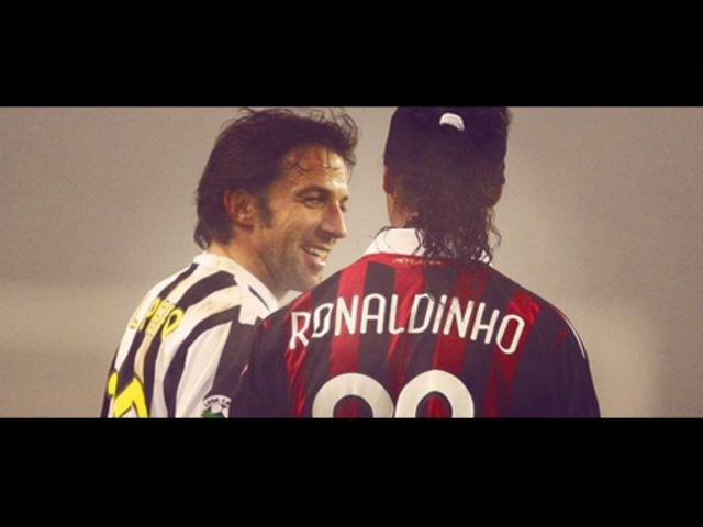 Juventus vs Milan - Tutti i Gol 2008-2013 - HD Piccinini/Longhi