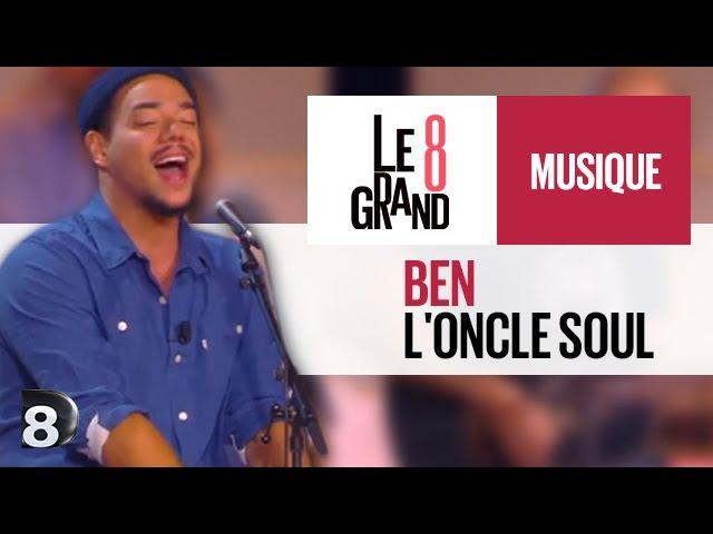 Ben L'Oncle Soul - Carry Me (Live @ Le Grand 8)