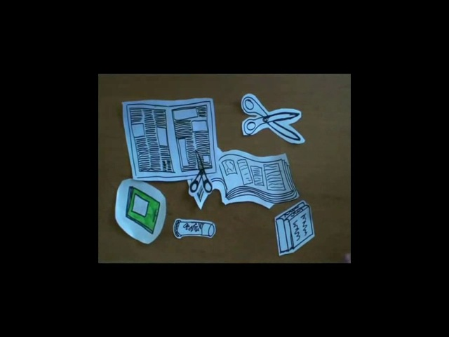 Cкрайбинг. Видеоурок для библиотекарей