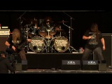 Cannibal Corpse - Scourge Of Iron (Live At Wacken Open Air 2015) BlurayHD