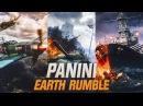 PANINI World of Tanks. Earth Rumble ★ Настольная игра и мобильное приложение