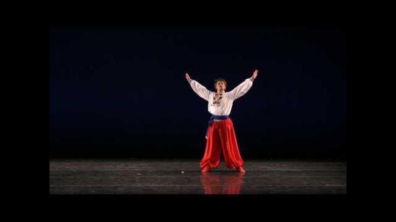 Mountian International Dance Company (2010) - Hopak (Gopak) from Taras Bulba ballet