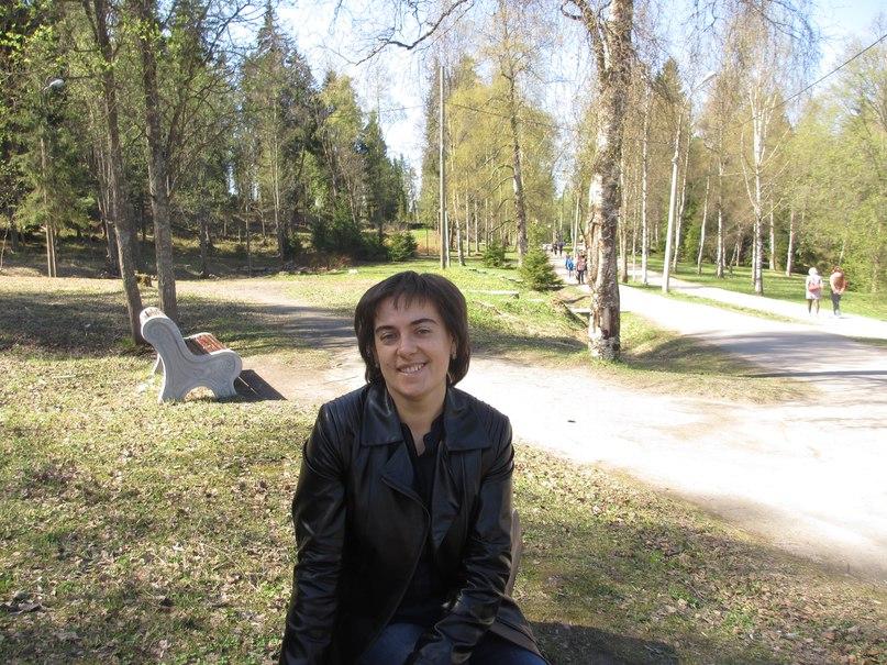 Ольга Пелле (Сафронова) | Псков