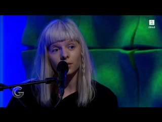 AURORA – Animal Soul New song live on TV