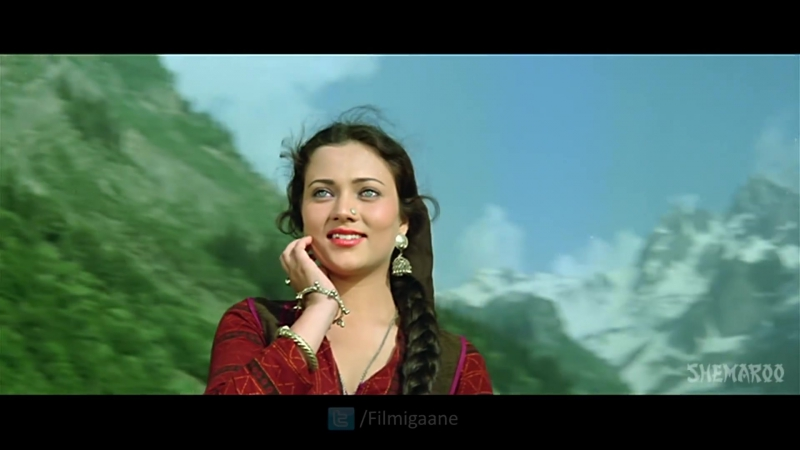 Mujhko Dekhoge Jahan Tak - Rajiv Kapoor - Mandakini - Ram Teri Maili Ganga - Bollywood Songs