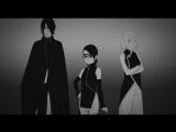 Боруто - Фильм Наруто   Boruto - Naruto the Movie END