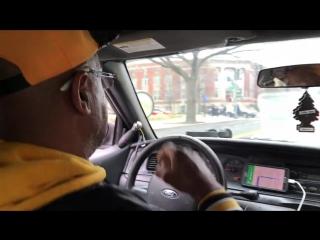 Таксист узнал своего любимого футболиста