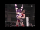 Emi Sakura vs. Meiko Satomura