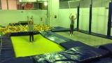 Акробатика на батуте в Батутном центре С9