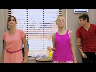 Seriál Violetta na Disney Channel - Trénink (Epizoda 1)