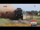 Гонки на огромных военных грузовиках прошли под Омском
