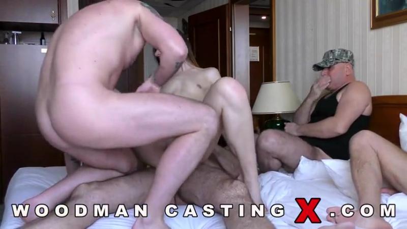 порно видео жесткий кастинг вудмана