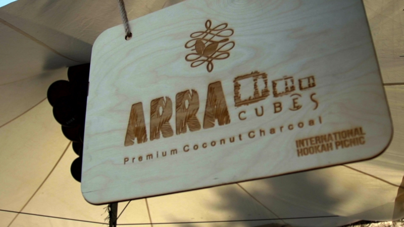 ARRA Cubes на International Hookah Picnic! Проводим лето!