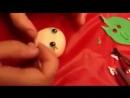 Торт с фигуркой девочки-клубнички из мастики своими руками лепка из мастики